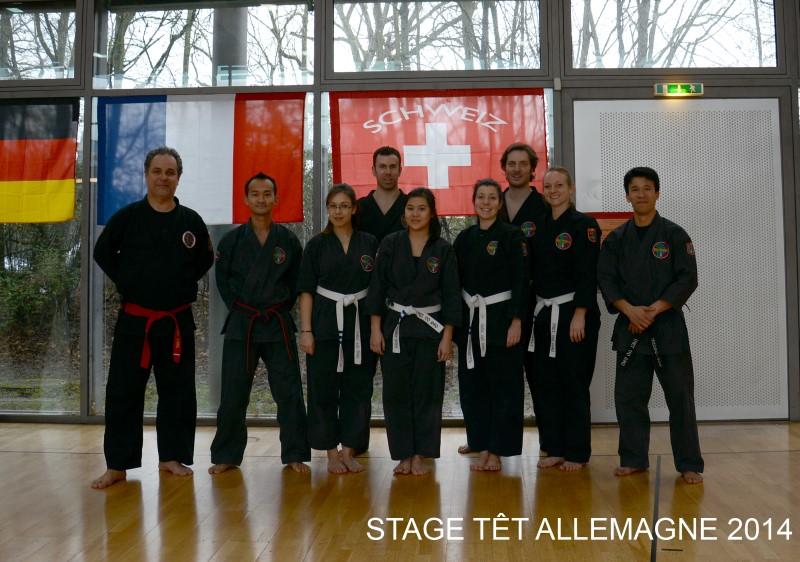 2014 - Stage Tet 1