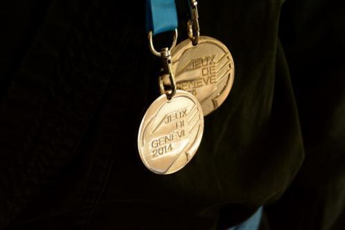 2014 - Jeux de Genève