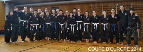 2014 - CE Equipe