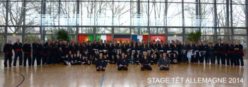 2014 - Stage TET Allemagne 2